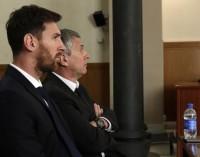 Lionel Messi y su padre Jorge Messi, condenados a 21 meses de prisión por evasión al Fisco