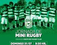 URP organiza jornada de Mini Rugby