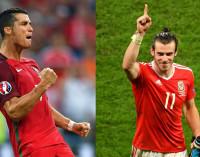 Semifinales de la Eurocopa: CR7 vs. Bale
