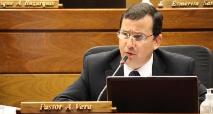 """""""La situación es realmente lamentable. Hay una inoperancia total de las FTC"""" Pastor Vera, Diputado"""