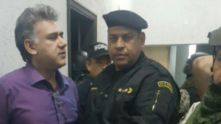 """""""Pavão se había amenazado de muerte con un ex policía que hoy guarda reclusión en la FOPE"""""""