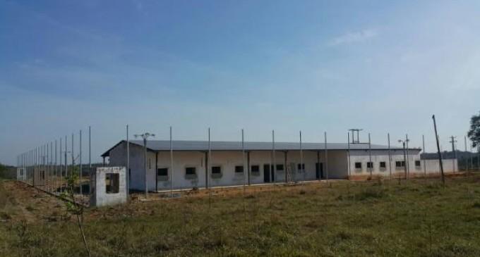 Construyen Centro Penitenciario de Mujeres en Coronel Oviedo