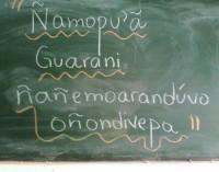 Ministra de la Secretaria de Políticas Lingüísticas lamenta poco uso del guaraní