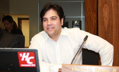 Proyecto original de enmienda continua en Diputados, según Tuma