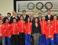 Ministro de Deportes confiado en los atletas olímpicos