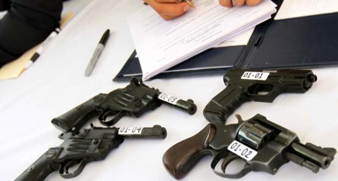 Un hombre fue imputado por violar la Ley de Armas