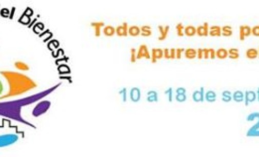 """Hoy arranca la """"Semana del Bienestar"""" con la propuesta de instalar cultura de salud"""