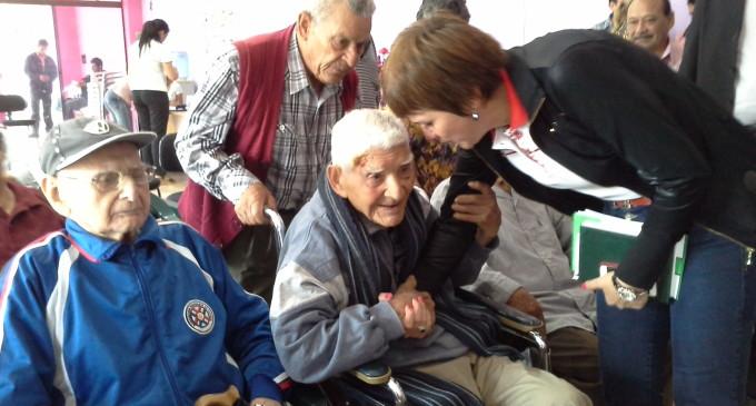 Diputados aprobaron el programa de pensión de adultos mayores a la SAS