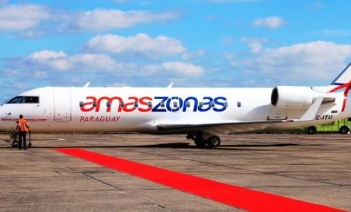 Amaszonas Paraguay celebra su primer año