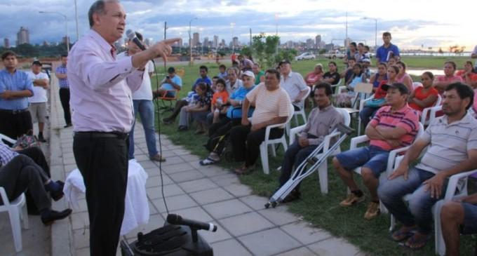 Presupuesto participativo comenzará en Asunción