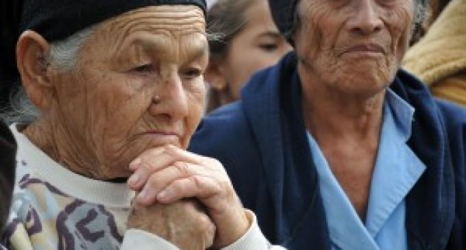 Censo de adultos mayores llegará al interior