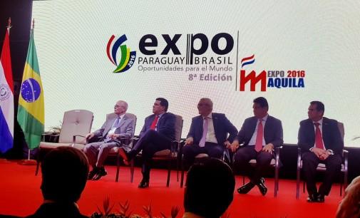 Se inauguró oficialmente la Expo Maquila 2016