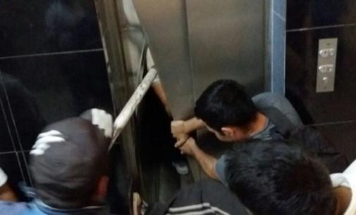 IPS: Cuestionan procedimiento para liberar a personas del ascensor