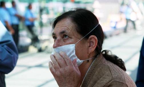 Aumentaron los casos de pacientes con enfermedades respiratorias