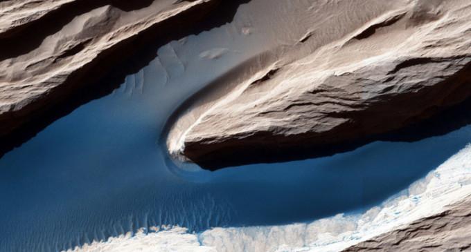 El planeta Marte en alta definición