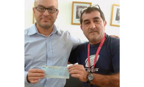 Clubes de rugby del interior del país reciben apoyo económico