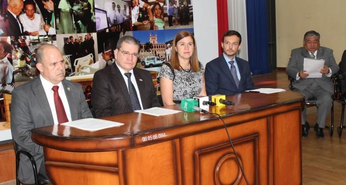 Donarán al Paraguay equipo de braquiterapia para el tratamiento de tumores