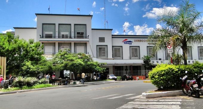 Aduana presenta proyecto para dar parte de multas a sus funcionarios