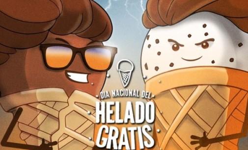 """Festejarán con 670.000 cucuruchos """"Día Nacional del helado gratis"""""""