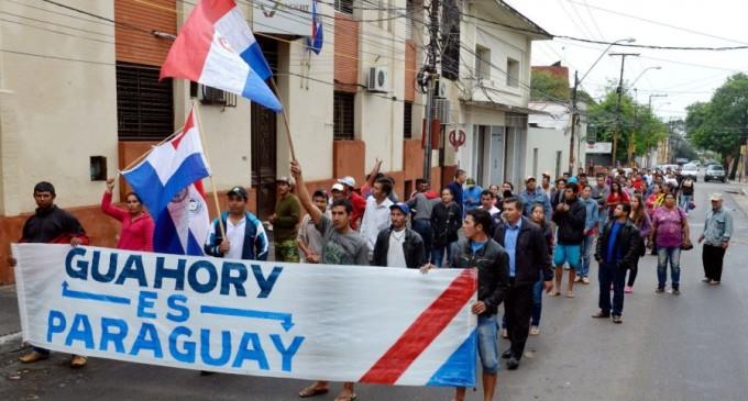 """Guahory: Idea del Indert es crear """"colonia modelo"""" para solucionar conflictos"""