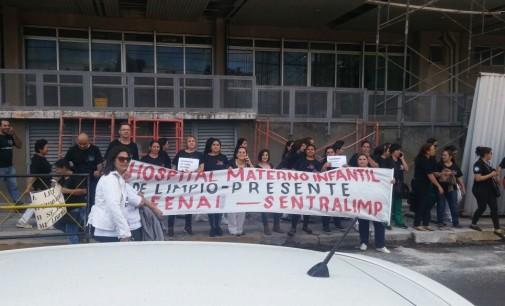 Enfermeros anuncian huelga general para todo el país