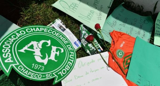 El día después de la tragedia de Chapecoense