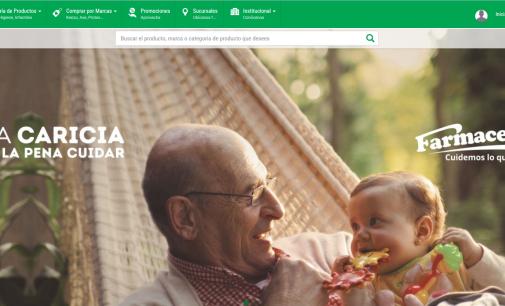 Farmacenter habilitó su nuevo portal de compras on line