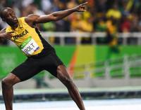Usain Bolt quiere dedicarse al fútbol