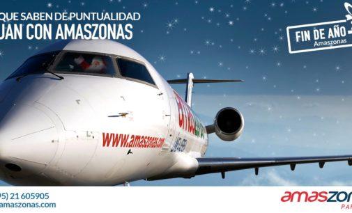 Vuelos directos a Florianópolis y Punta del Este, con Amaszonas