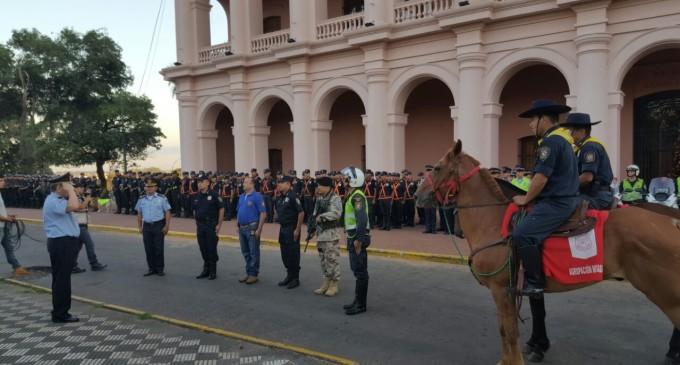Año Paha: Más policías en las calles este diciembre