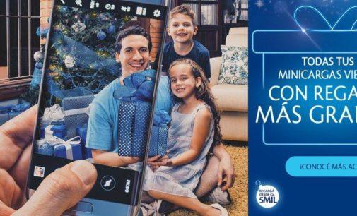 TIGO promociona su Campaña de Navidad