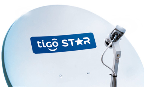 Tigo Star ofrecerá servicios de televisión satelital