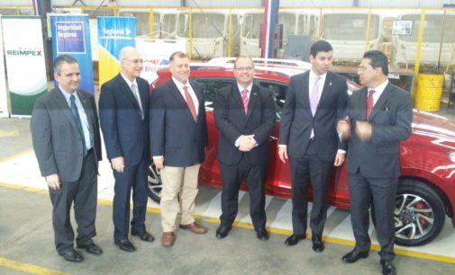 Reimpex proveerá vehículos a Gobernadores del BID