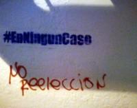 """""""Nos detuvieron por vandalismo según dijeron"""""""