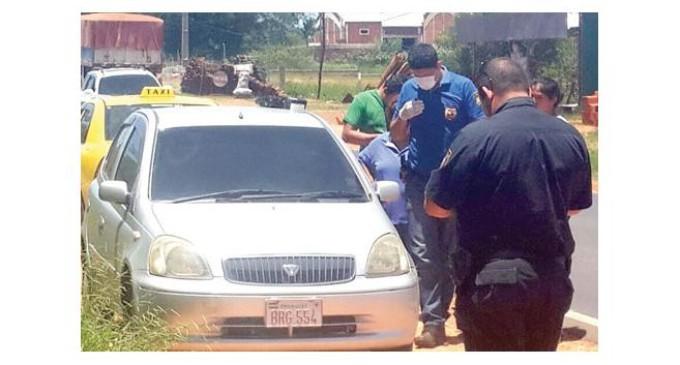 Mujer fue raptada por cuatro hombres en Ypané