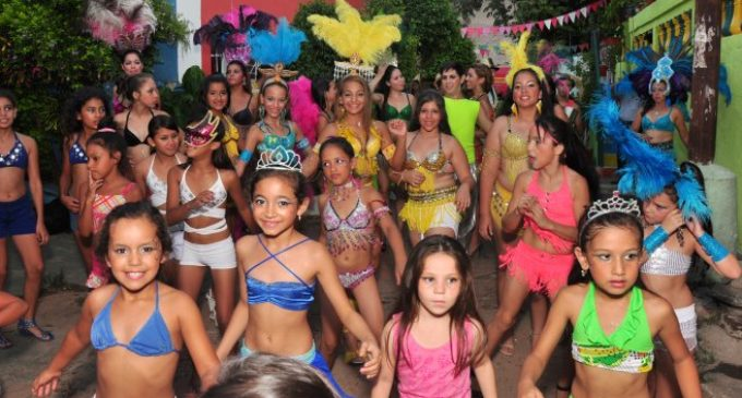 Nueva edición de carnaval en Loma San Jerónimo