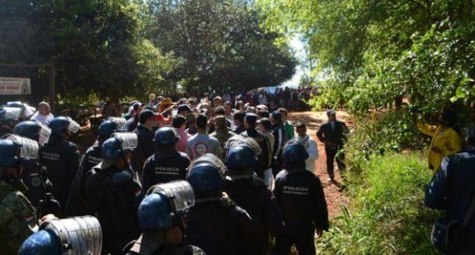 Titular del Indert acusa infiltrados entre campesinos de Guahory