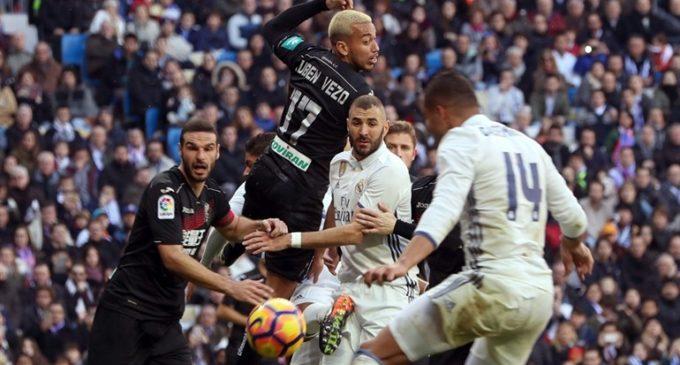 El Madrid iguala con 39 partidos invicto al Barça