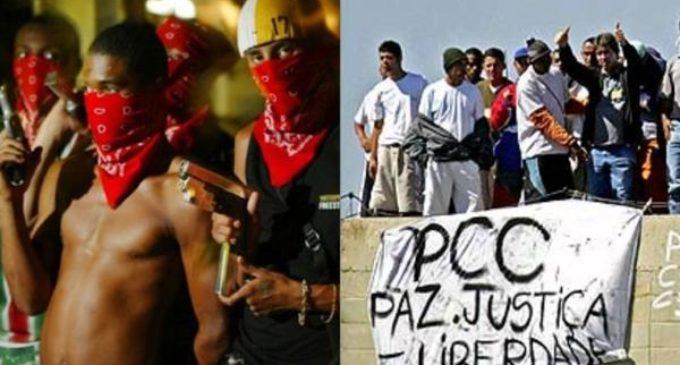 Cómo provocan caos las organizaciones criminales de Brasil