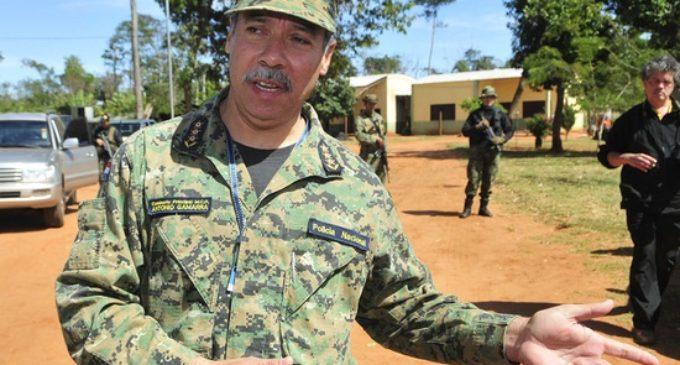 """Comisario encabeza nuevo movimiento político """"Paraguay Seguro"""" con miras a elecciones generales del 2018"""