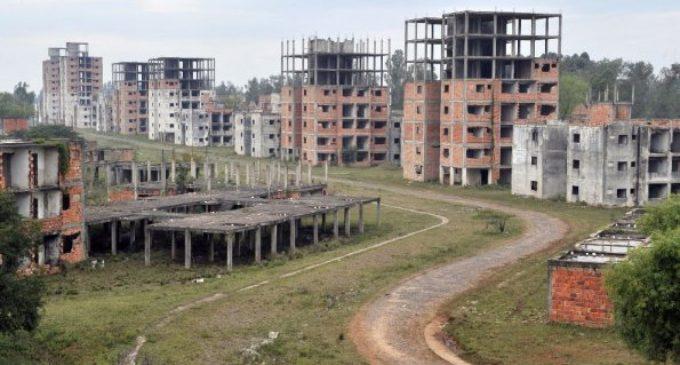 Demolerán gran parte del Complejo Habitacional de Mariano Roque Alonso