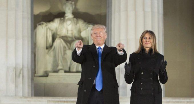 Mucha expectativa por la asunción de Donald Trump a minutos de asumir