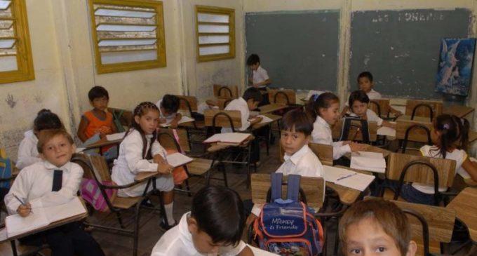 MEC solo lleva chequeado infraestructuras del 15% de escuelas de Capital y Gran Asunción
