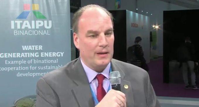 James Spalding, director paraguayo de Itaipú, aclaró desvinculaciones de diputados en la binacional