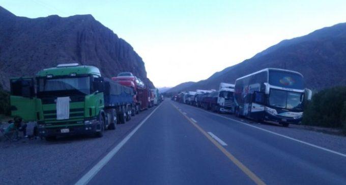 Compatriotas varados en Jujuy claman ayuda al gobierno nacional