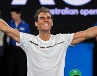 Rafael Nadal ganó y jugará la final soñada contra Roger Federer en el Australian Open