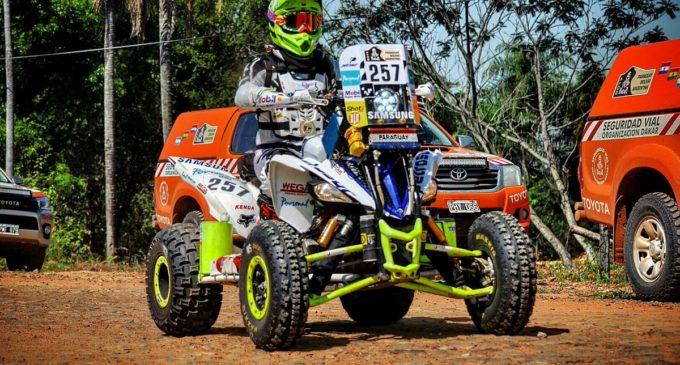Cómo les fue a los paraguayos en el primer día del Dakar