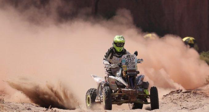 Dakar: Con gran rendimiento, Nelson Sanabria recupera terreno perdido en la Etapa 7 y sigue subiendo en la General