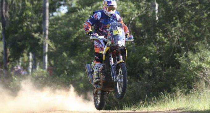 Dakar: el campeón Toby Price se fracturó y abandonó la competencia