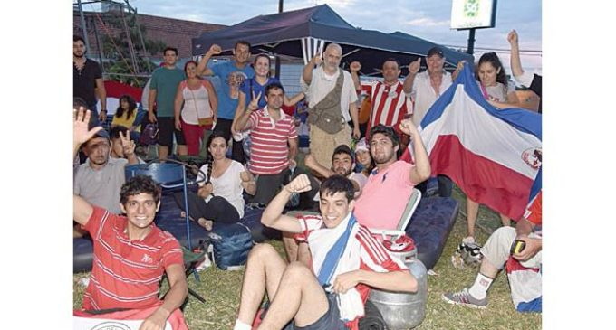 Kattya González criticó accionar policial que detuvo marcha de Paraguayo Cubas